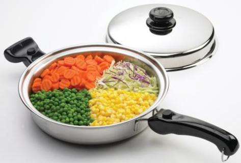 Saladmaster alimentaci n saludable tocandolaluna for Cocinar a 90 grados
