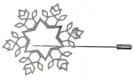 5133 aguja flor de nieve